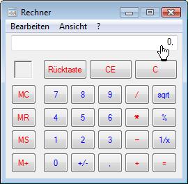 rechner suchen
