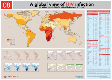 HIV-Infektionen 2007