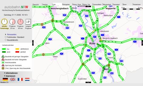 Verkehrsprognose