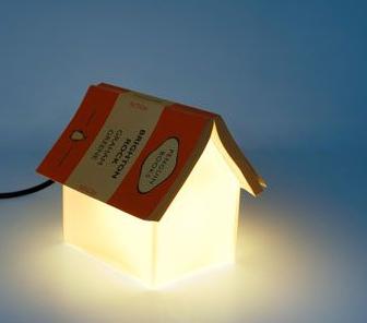 Bookrest Nachttischlampe