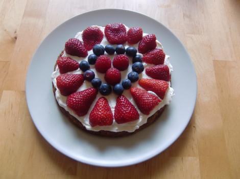Paleo-Torte